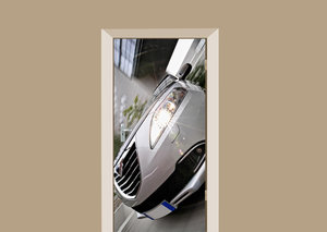 Deursticker auto need for speed