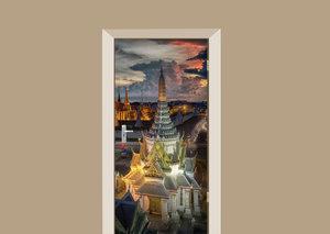 Deursticker Wat Phra Kaew Thailand