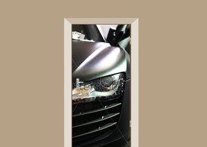 Deursticker auto Audi R8