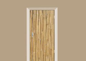 Deursticker bamboe takken