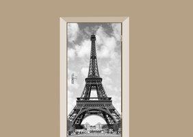 Deursticker Eiffeltoren Parijs