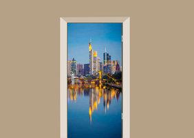 Deursticker Frankfurt