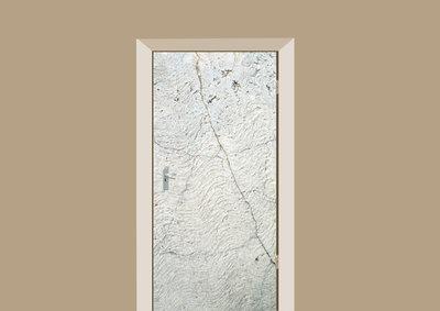 deursticker tegels en stenen beton