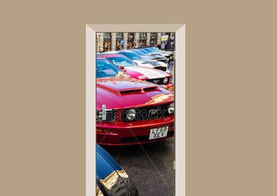 Deursticker auto Mustang Shelby - Deurstickers-webshop 8beb9d1aa0