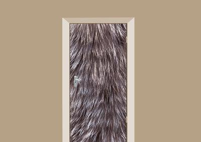 deursticker dierenprint mex