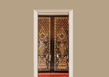 deursticker overig thaise muurschildering